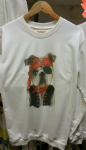 'Bulldog pirate' unisex jumper